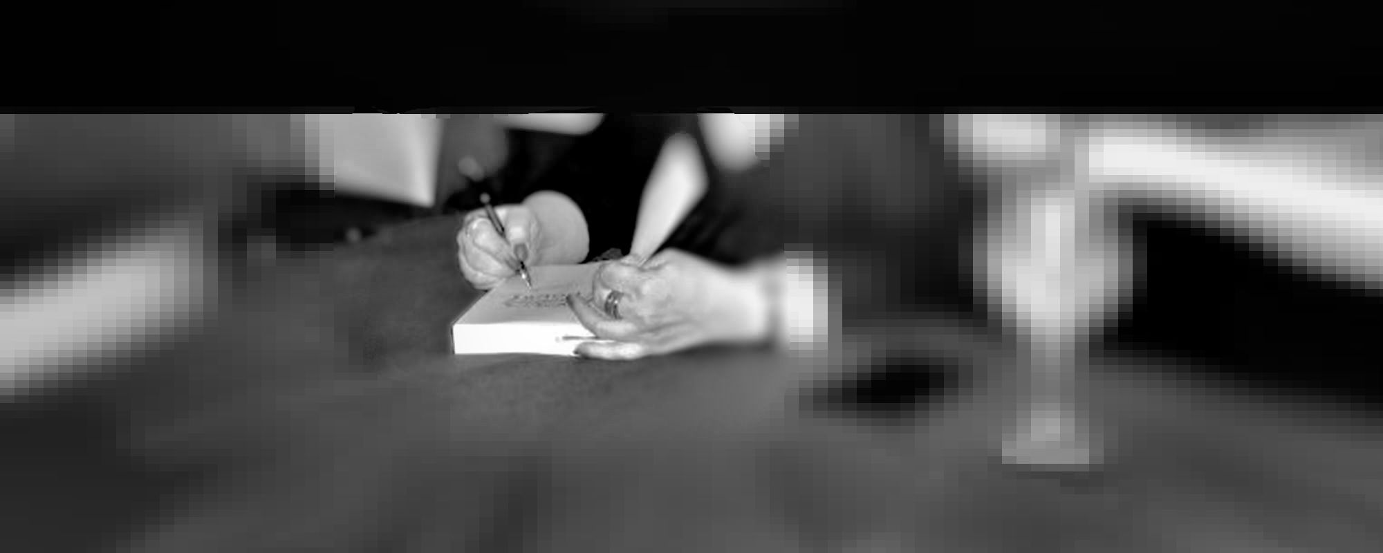 Signing_Hands_BW