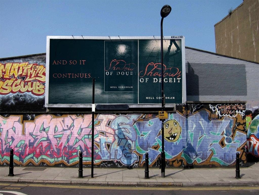 Grafitti bilboard